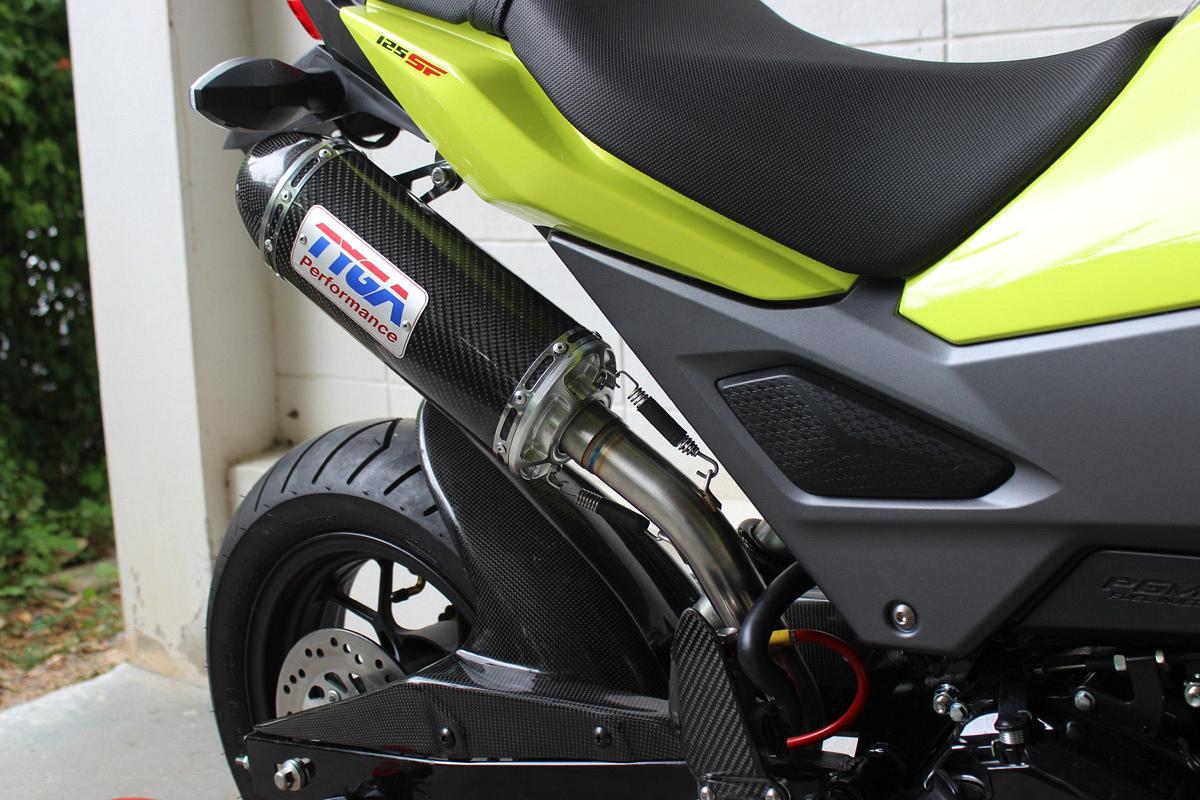 Honda MSX125SF / GROM | TYGA-Performance
