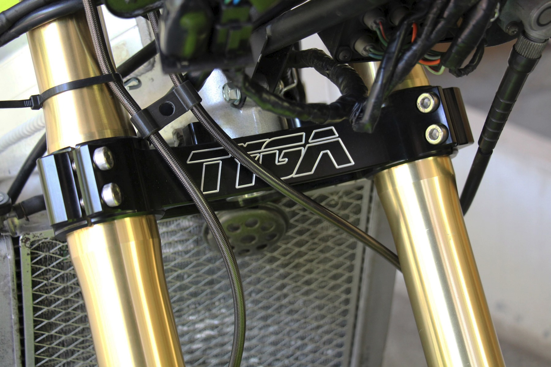 Honda NSR250 MC18 Rossi Test | TYGA-Performance
