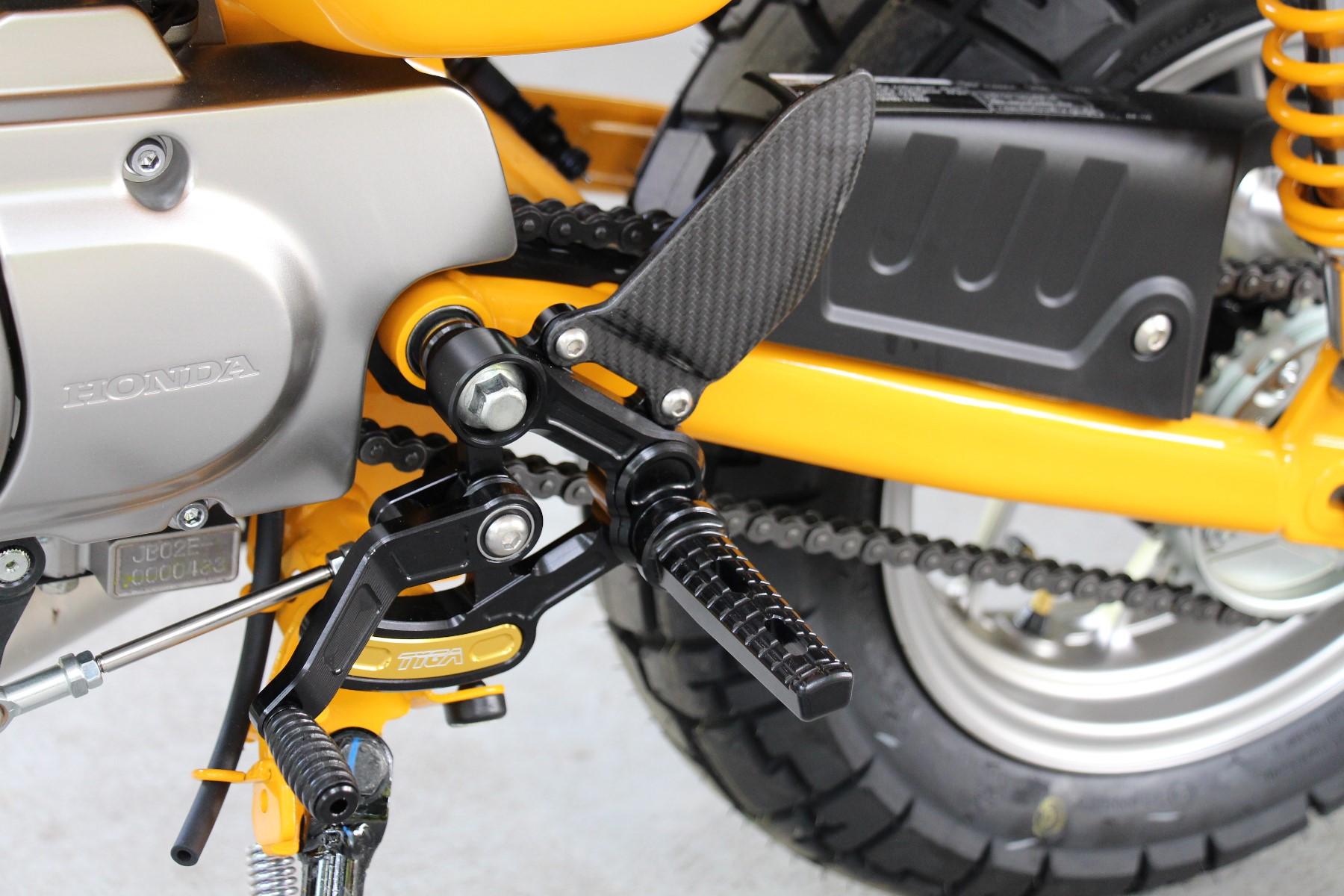 Honda Monkey 125 Tyga Performance