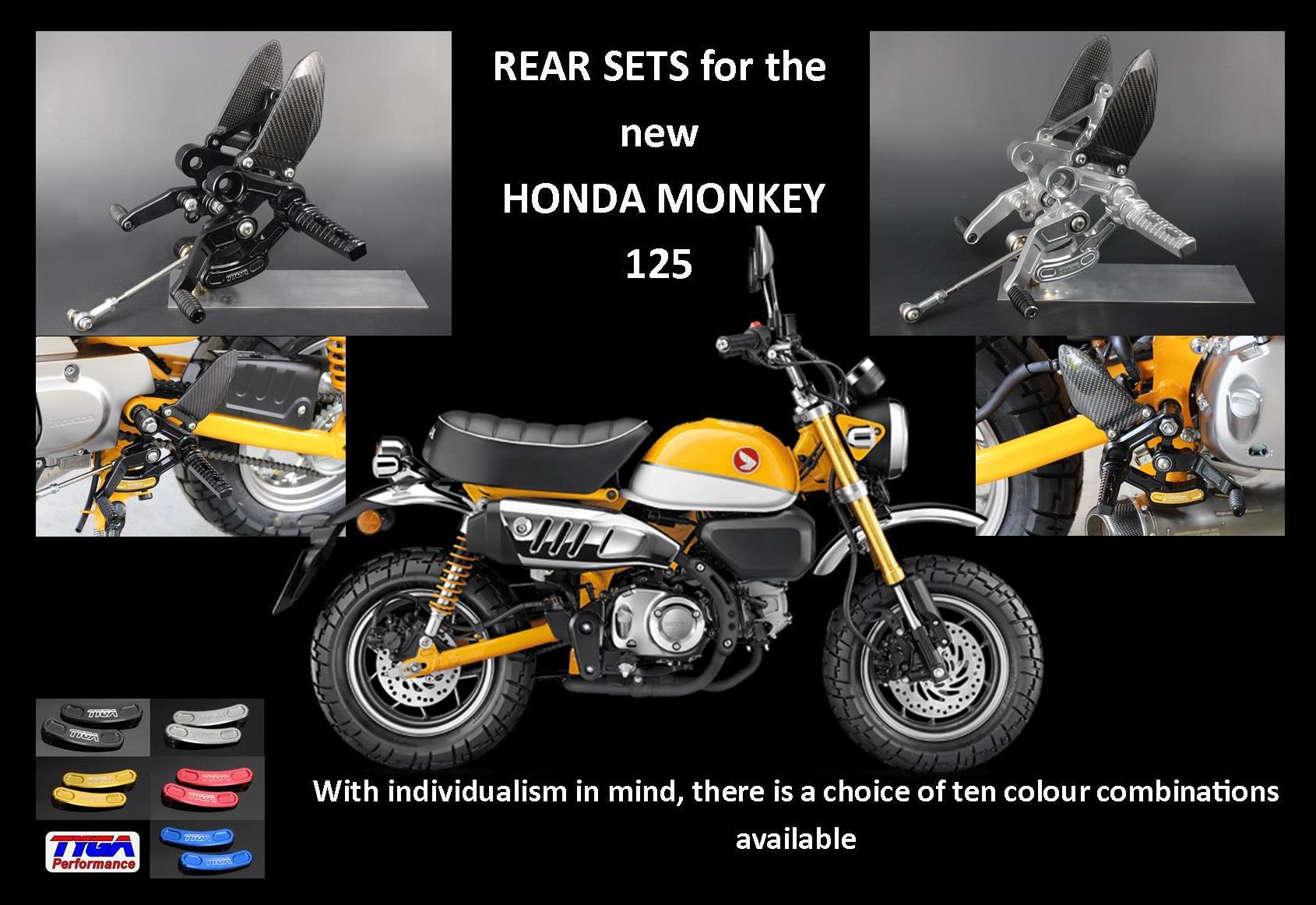 Kekurangan Honda Monkey 125 Spesifikasi