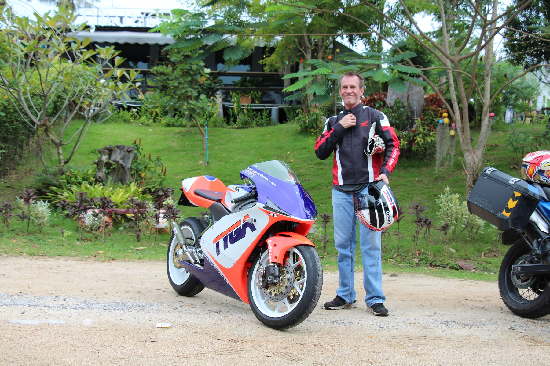 Tyga Street Nx 5 Rs250r S Performance Charging System Wiring And Main Power Supply Circuit Ndash 2006 Aprilia Rs125 The Biggest Problem Now Is What To Build Ride Next As Will Be Very Hard Better