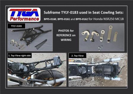 Subframe, Aluminium, MC18, GP-T | TYGA-Performance