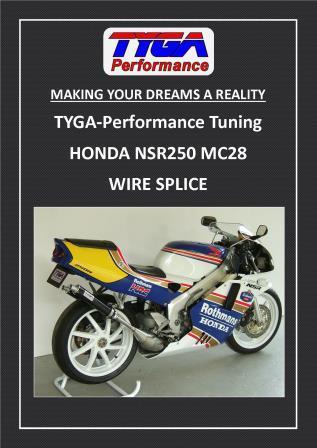 mc28 wire splice tyga performance rh tyga performance com Honda NSR250R Honda NSR250R