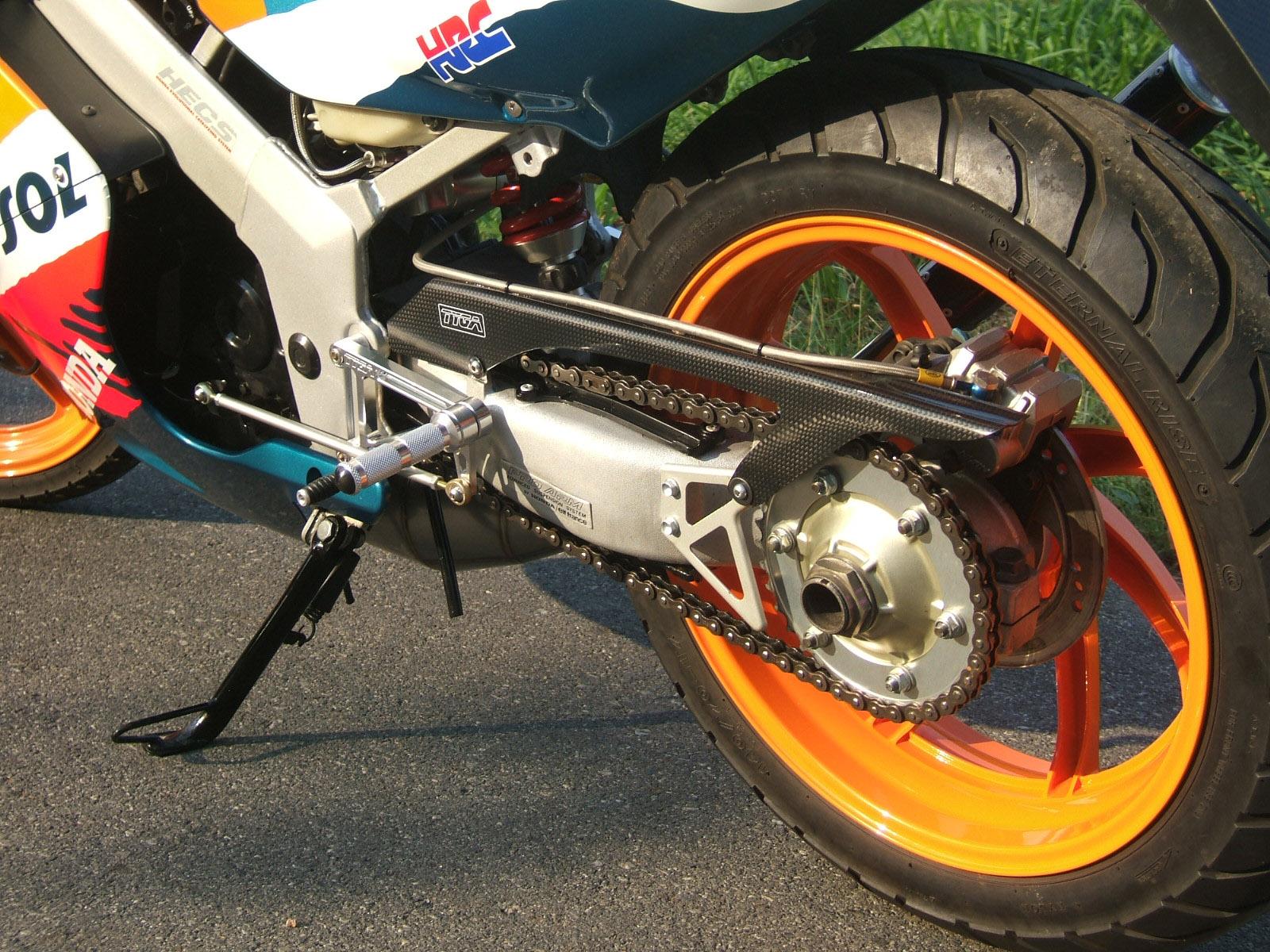 Racing Step Kit, NSR150SP