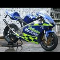 Upper Cowling, Race, GRP, NSR250, RSW Style, Assy. 3