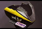 Belly Pan, (GRP/Carbon), MSX125, Y-217 Queen Bee Yellow