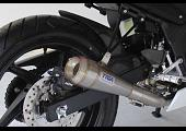 Set, Pipe, Full Race System, CBR300R, Maggot Silencer