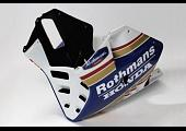 Lower Cowling (GRP), NSR250, MC28, Stock Shape, Painted Rothmans