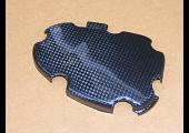 Ignition Cover, Carbon, Yamaha R6, 2006-2012