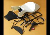 Kit, Seat Set, Street, GRP, Aprilia RS-250