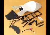 Kit, Seat Set, Race, GRP, Aprilia RS-250