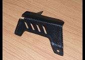 Front Chain Guard, (Carbon), VJ22 RGV250