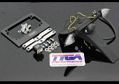 Kit, Tail Tidy/License Plate, GRP/Carbon, MSX125 Grom
