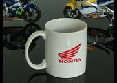 Genuine Honda Racing Mug, White