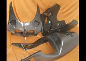 Kit, Bodywork Set, Street, Carbon, NC35 Stock Shape