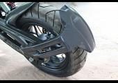 Splash Guard, Carbon, MSX125SF Grom