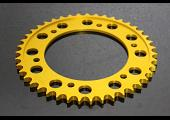 Sprocket, Rear 40T, #530, Aluminium, (Gold)