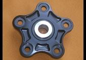Sprocket Holder, CNC, Black, MC21