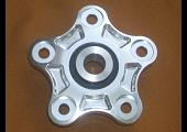 Sprocket Holder, CNC, Silver, MC21