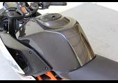 Tank Cover, (Carbon), KTM RC125, RC200, RC250, RC390