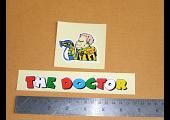 Sticker Set, The Doctor