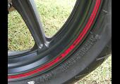 Kit, Wheel Rim Sticker, CBR, (RED)