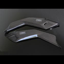 Under-Tank Covers, Pair, Carbon, MSX125 Grom 1