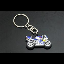 "Key Ring, ""Cartoon\"" Honda NSR250R (MC21) 1"
