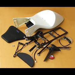 Kit, Seat Set (Street GRP), Aprilia RS-250 1