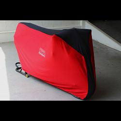 TYGA Bike Dust Cover, Red/Black 1