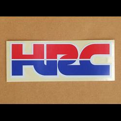 Genuine HRC sticker 1