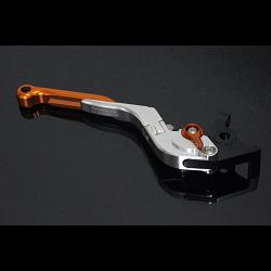 Brake Lever CNC, TYGA, Adjustable, Flip-Up Type 1
