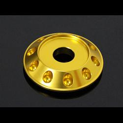 Pro Arm Rear Wheel Spacer, Gold 1