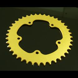 Sprocket, Rear 41T, Aluminium, (Gold), NSR150SP 1