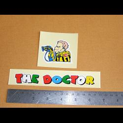 Sticker Set, The Doctor 1