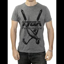 Tyga T shirt, Twin Chambers, Grey, XL 1