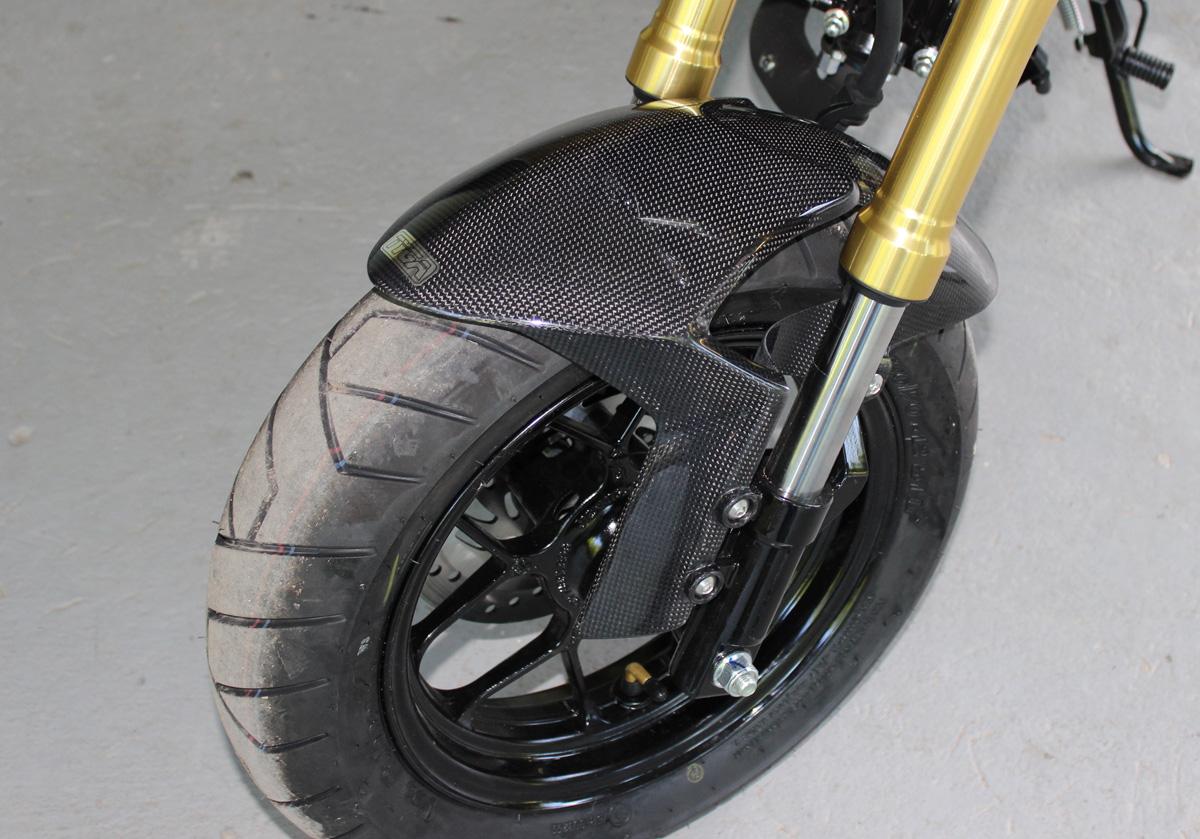 Ducati  Carbon Fiber Front Fender