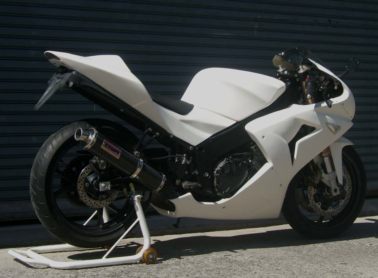 Kawasaki Ninja Zxr Body Kit